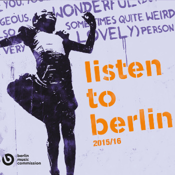 Apply now for listen to berlin!