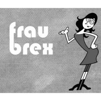 "Frau Brex takes to the screen * new videoclip for ""Naif"" titlesong"