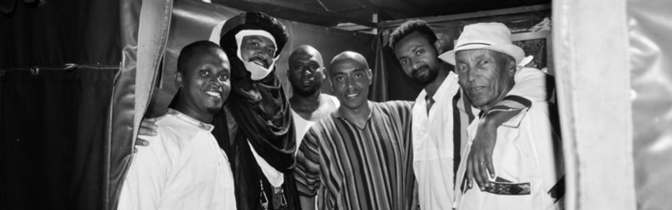 The Pan African Pentatonic Project - From Nile to Niger