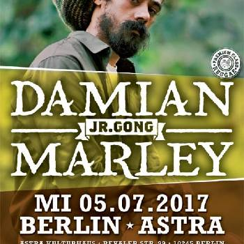 Damian Marley (poster)