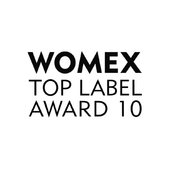 Piranha won 10th place in the WOMEX Top Label Awards