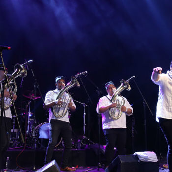 SAVE THE DATE * Marko Markovic Brass Band at Lido Berlin on April 14!