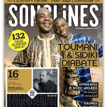 Songlines Magazine Celebrates Its 100th Issue