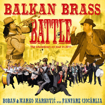 The Balkan Brass Battle has started! * Get your tickets and join this event