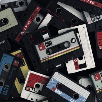The Cassettes are Back! * And becoming cool again
