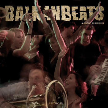 We're your pushermen * BalkanBeats out now!