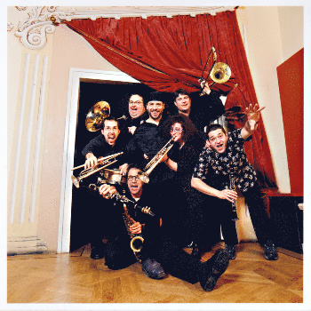 Frank London's Klezmer Brass Allstars (by Arjen Veldt)