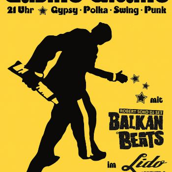 Casino Gitano Live at BalkanBeats poster