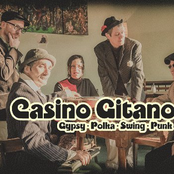 Casino Gitano Live at BalkanBeats