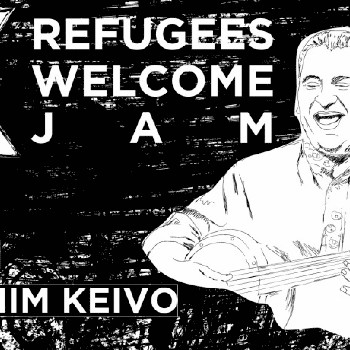 Refugees Welcome Jam ft. Ibrahim Keivo