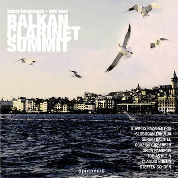 many languages - one soul - Balkan Clarinet Summit