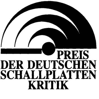 German Record Critics Award Logo