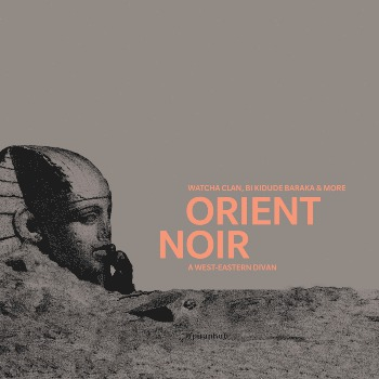 Orient Noir - A West-Eastern Divan - Various artists: Watcha Clan, Bi Kidude Baraka and more